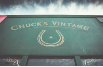 Chuck's Vintage Green Stream Holdings